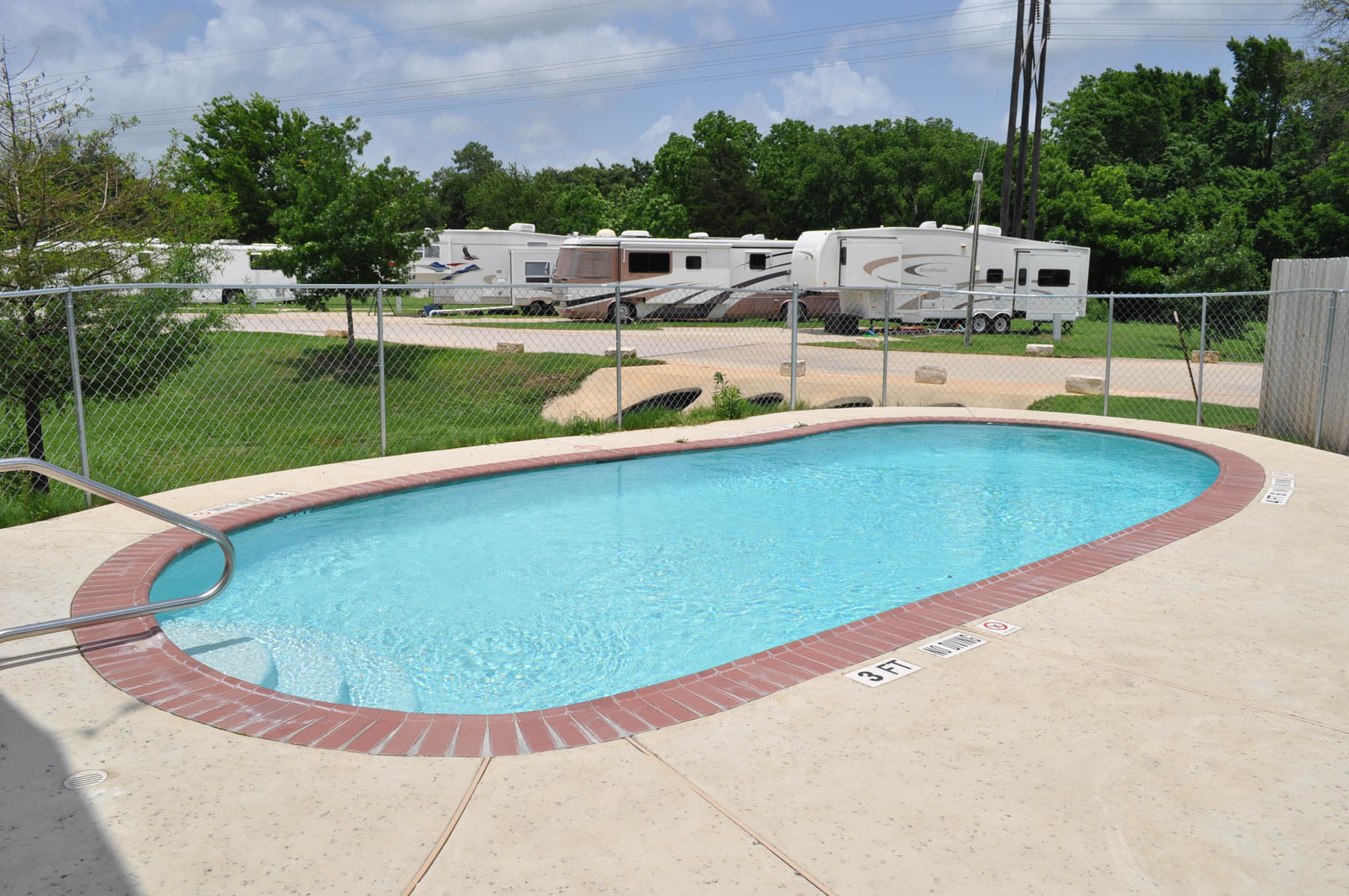 Bryan College Station Commercial Pools Photo Gallery