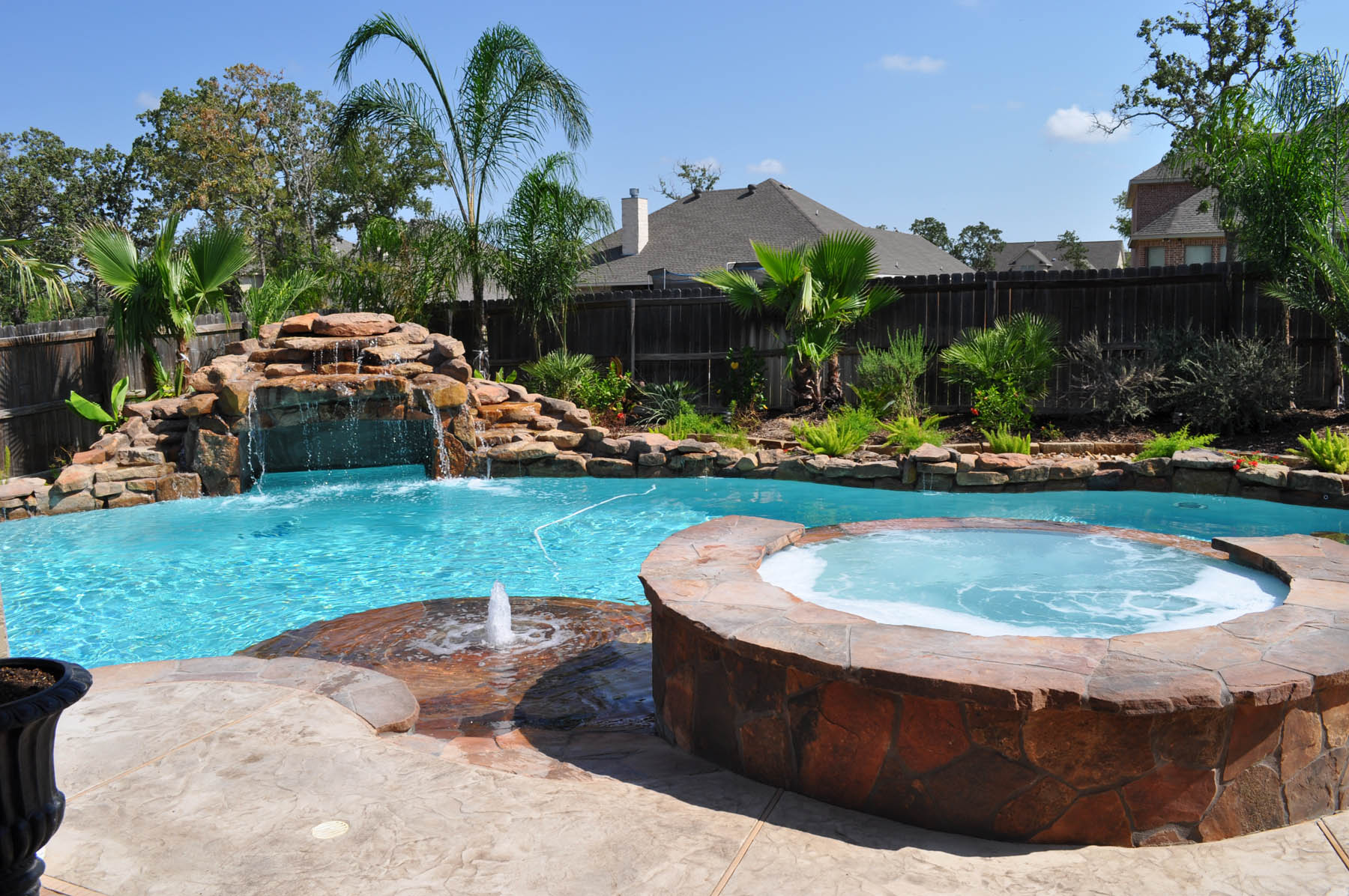 Tips for keeping your college station pool clean How to get a loan for a swimming pool